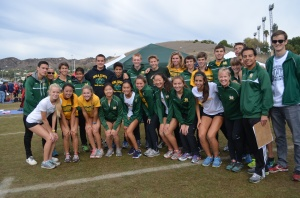 Boys & Girls Varsity @ CIF Finals